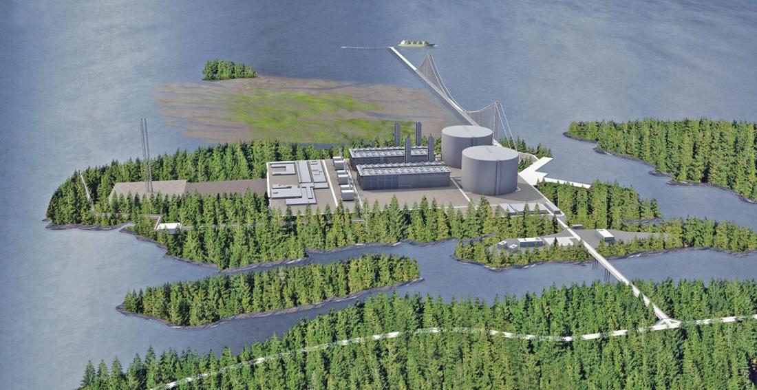 PNW LNG Suspension Bridge(Canada) – KWANSOO E&C CO ,LTD